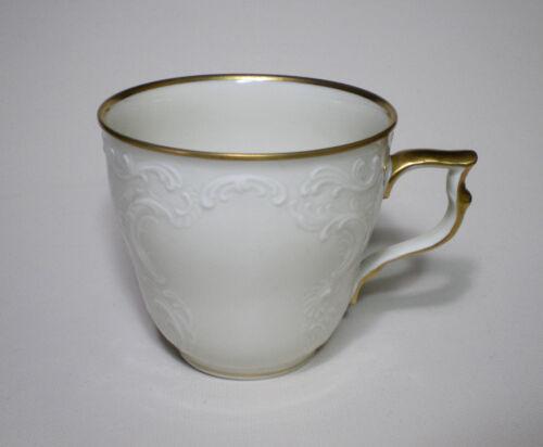 Rosenthal Sanssouci Ramona Poliergold 2992  Kaffeetasse ohne Untere Goldrand