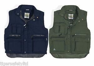 Delta-Plus-Panoply-Sierra-Bodywarmer-Gilet-Work-Vest-Jacket-Coat-BNWT