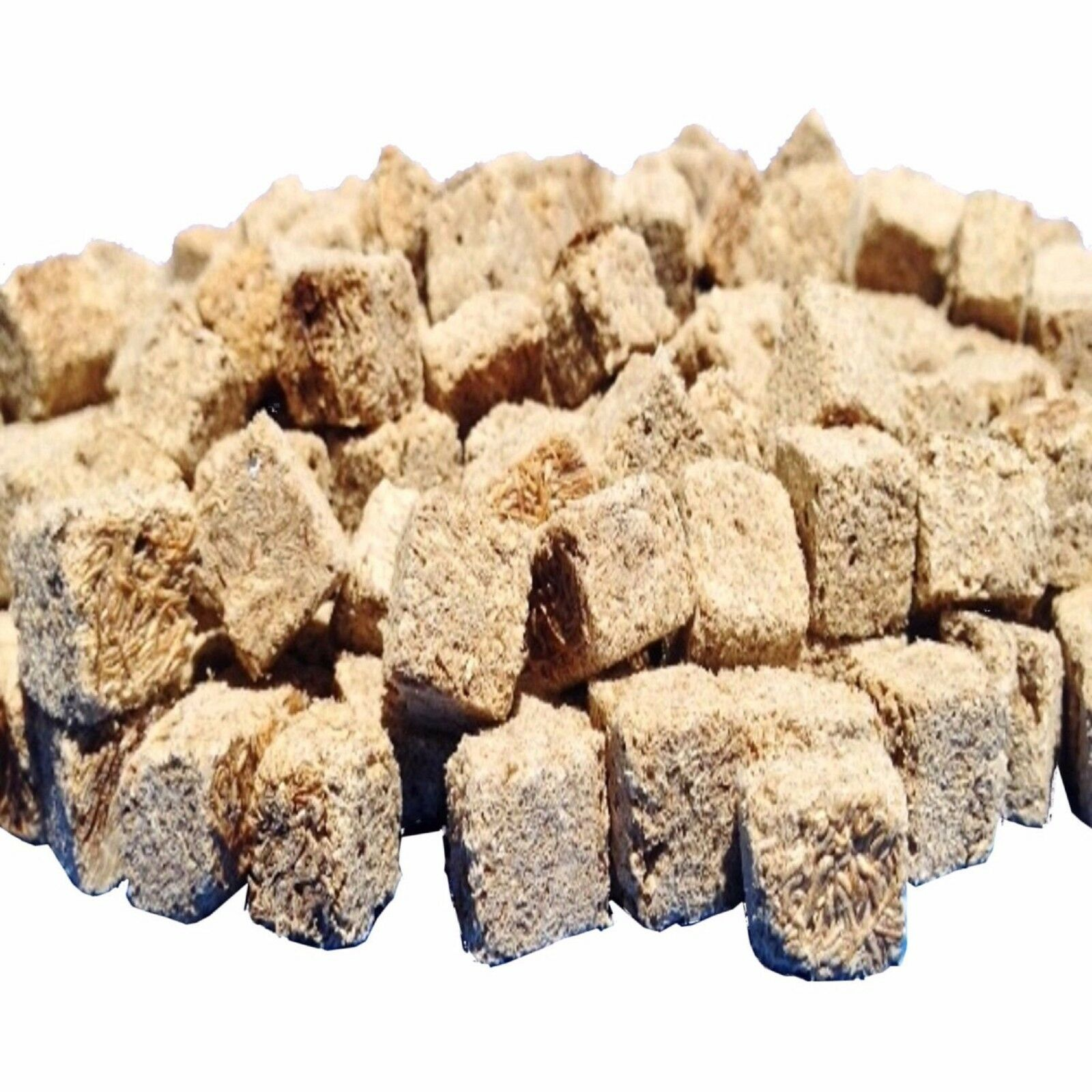 Details about Tubifex Worms--Freeze Dried in Cubes, Bulk Tropical Fish Foods