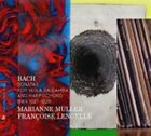 Bach Sonatas for Viola Da GAMBA and Harpsichord Marianne Muller Audio CD