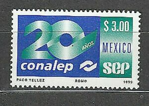 Mexico - Mail 1999 Yvert 1899 MNH