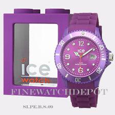 Authentic Ice Sili Purple Big Watch SI.PE.B.S.09