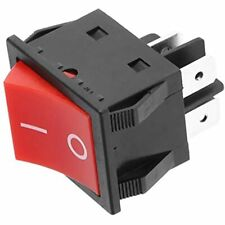 On Off 4 Pin Rocker Boat Switch30a Welder Welding Machine 4 Pin Onoff And Ampamp