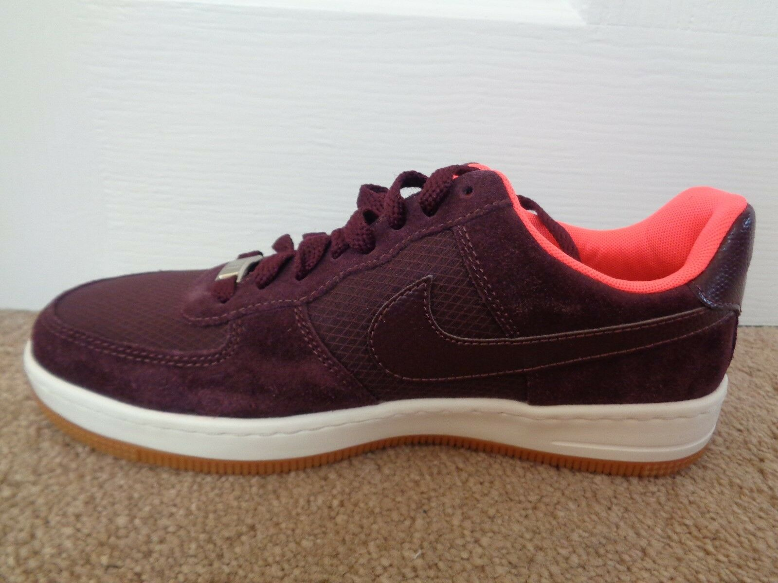Nike Air AF1 Ultra Force womens trainers 654852 601 601 601 uk 4.5 eu 38 us 7 NEW 9990be