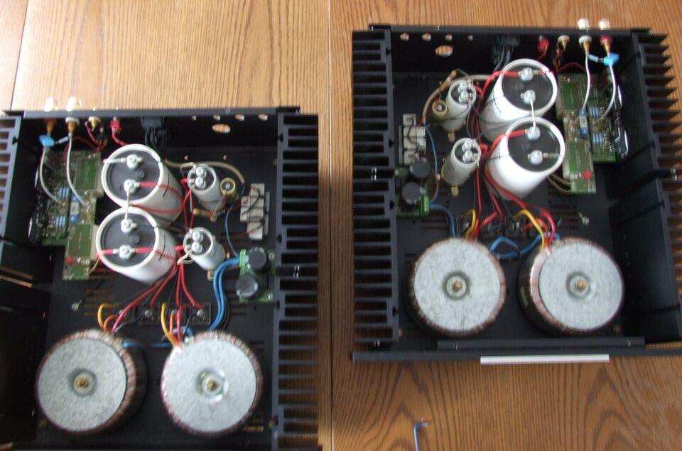 Effektforstærker, LC Audio