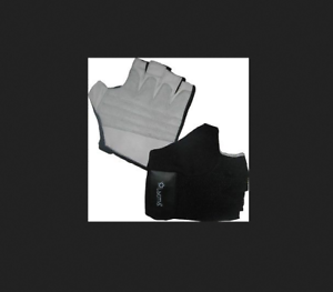 PROFESSIONAL GYM WEIGHT LIFTING GLOVES REDUCED TO CLEAR UNIQUE DESIGN