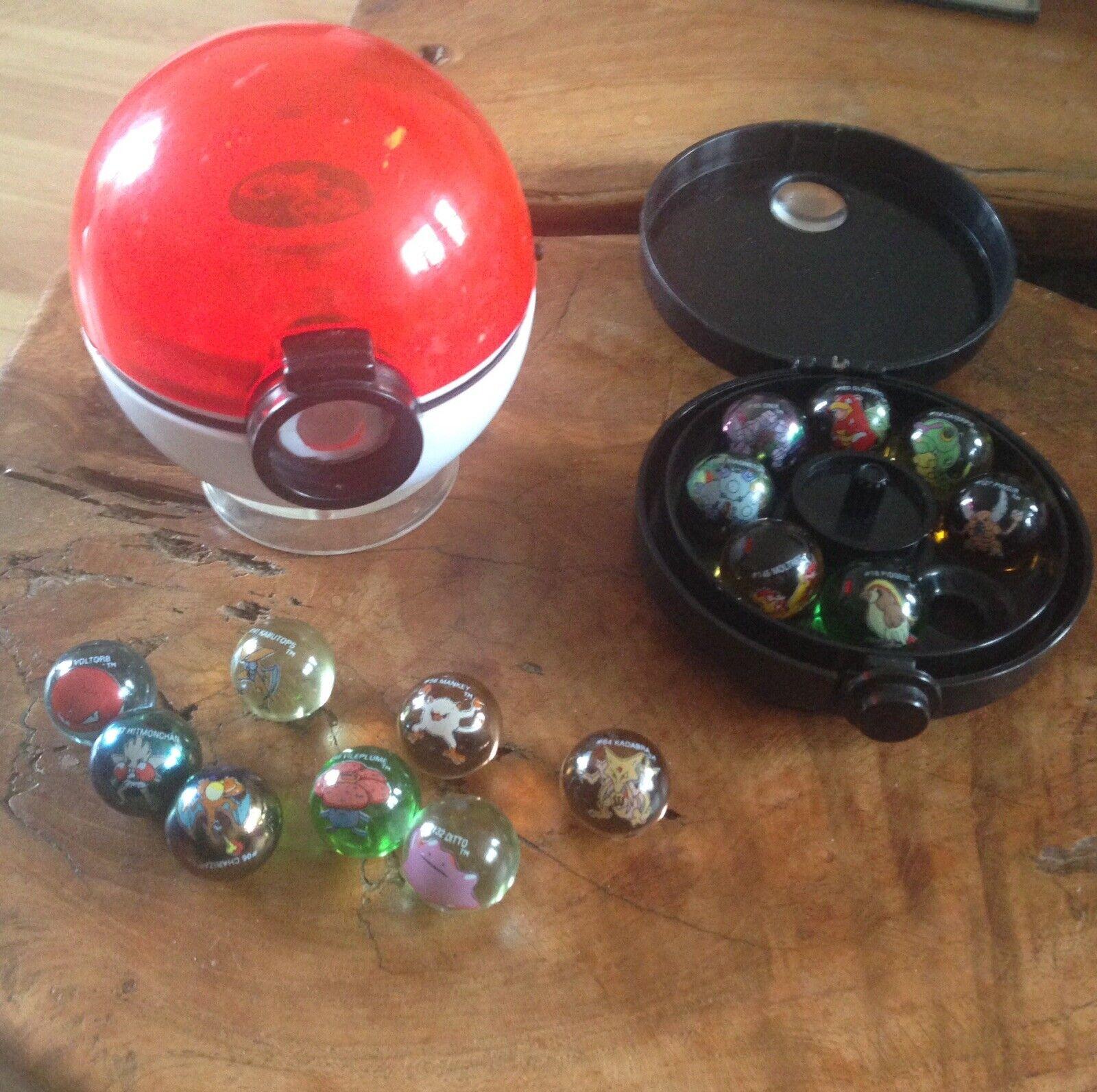 Original Pokemon Charizard Poke Ball, Zappos Viewer, 15 Marbles CHARIZARD  06