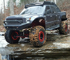 Redcat Racing Clawback 1/5 Scale Rock Crawler Gun Metal 4x4 RC Truck