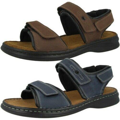 Josef Seibel Rafe Mens Sandals Comfort shoes Little Sandals Plus Size 10104-11