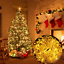 100-LED-10M-Christmas-Tree-Fairy-String-Party-Lights-Xmax-Waterproof-Color-Lamp miniatura 21
