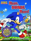 Sonic the Hedgehog Activity Book by Macmillan Children's Books (Paperback, 2013)