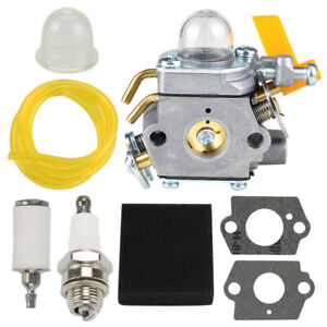Carburetor-kit-For-Ryobi-RY26540-RY26500B-RY28020-Trimmer-SS26-SS30-Weed-Eater
