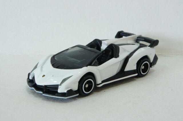 Mint Tomica Lamborghini Veneno Roadster White Asia Limited For Sale