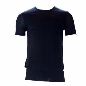 BLK-DNM-Men-039-s-Black-Layered-T-Shirt-71-BMNJ11-X-Small-NWT