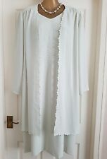 Oliver James Mint Green Dress Uk18 Wedding/Races/Mother of the Bride. Rrp£320