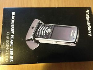 Details about BRAND NEW BLACKBERRY DESKTOP CHARGING POD 8100 SERIES PEARL