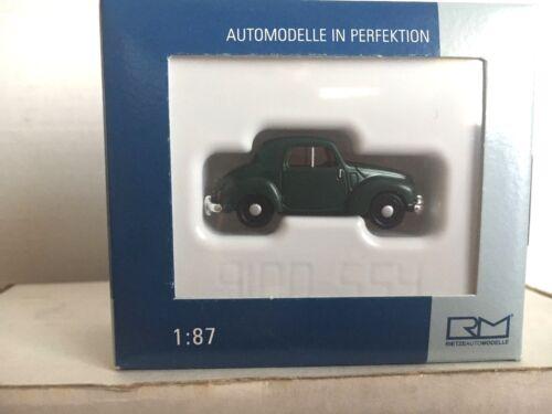 RIETZE 83101 FIAT Topolino C colore verde scuro in HO 1//87