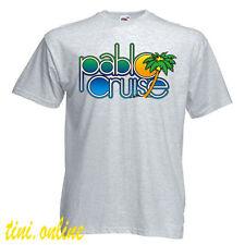 STEPBROTHERS PABLO CRUISE Logo Long Sleeve Black T-Shirt Size S to 3XL