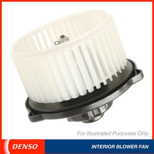 Se adapta a Citroen C4 Grand Picasso 2.0 HDI soplador de ventilador de Calentador Interior Original Denso