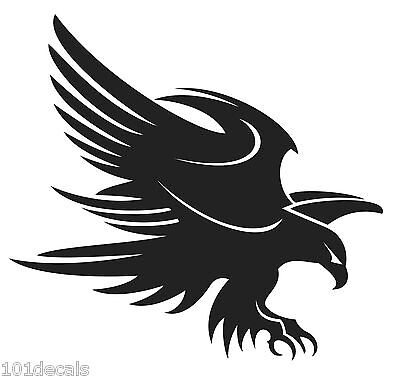 EAGLE #2 decal sticker.Car,Ute,4WD,boat,motorcycle,motorbike,shed workshop wall