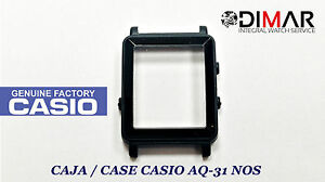 Boxes, Cases & Watch Winders Vintage Case/boÎte Casio Aq-31 Nos Jewelry & Watches