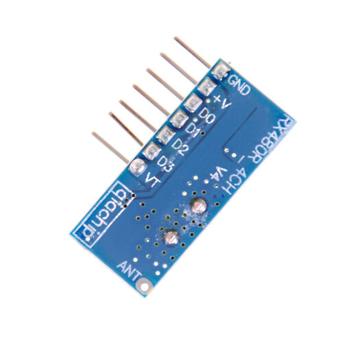 433mhz RF Wireless Receiver 1527 Learning Code Decoder Module FEH ME