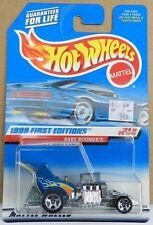 FE 1ST EDITION BABY BOOMER BLUE FIRST ROD 24 1999 MATTEL HW HOT WHEELS