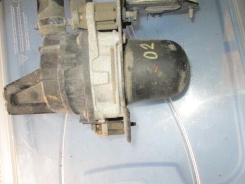 2000 2001 2002 LINCOLN LS SMOG AIR PUMP 9A486-AA