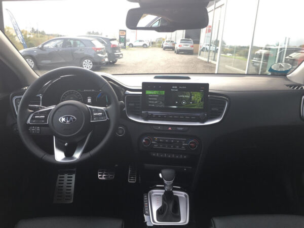 Kia XCeed 1,6 PHEV Upgrade+ DCT billede 12