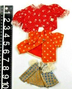 Vintage-Hong-Kong-Doll-Clothes-Three-Jackets-Various-Sizes