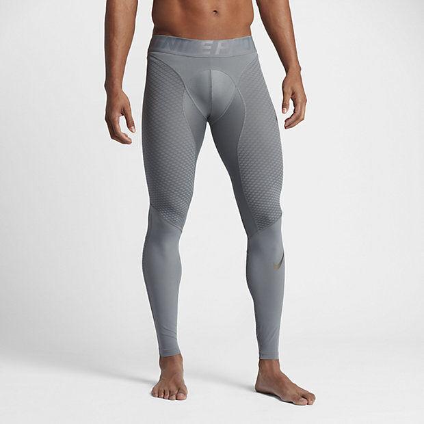 1871ab3d57d62 Nike Men's Pro Zonal Strength Training Tights Sz XL Gray 839487 065 for sale  online   eBay
