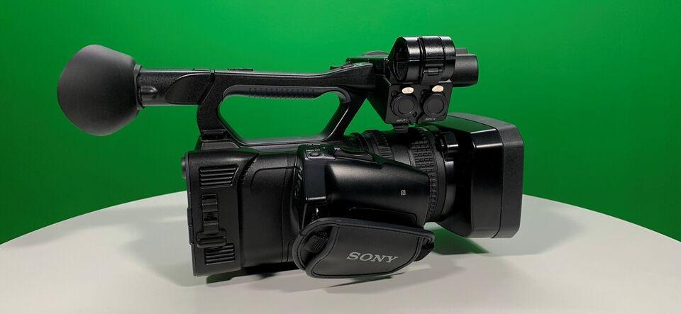 Professionel 4K videokamera, Sony, PXW-Z150