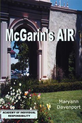 McGarin's AIR by Maryann Davenport (2001, Paperback)