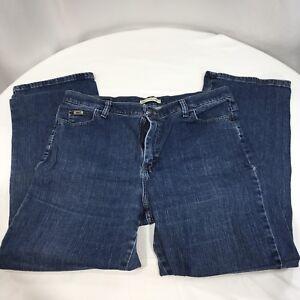 428f6115 Lee Mom Jeans High Waist Relaxed Straight High Rise 16 Medium ...