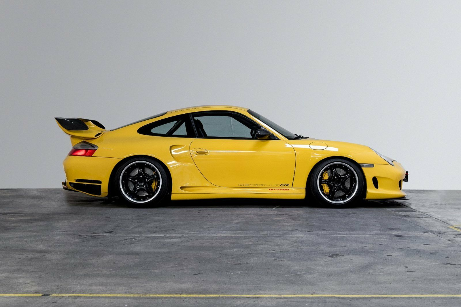 Porsche 911 GT2 3,6 Coupé Clubsport 2d