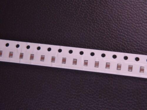 Lot of 250 C0805C103J5RACTU Kemet Capacitor 50V .01uF μF 0805 C0805C103J5RAC7800