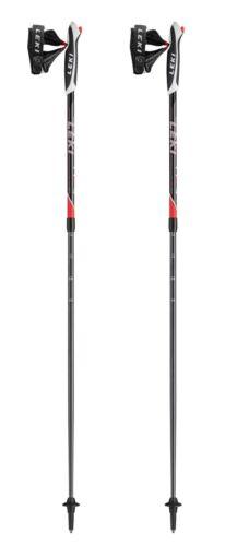 LEKI SPIN Super Lock Coppia Bastoncini Regolabili NORDIC WALKING 65026161