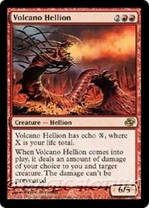VOLCANO-HELLION-Planar-Chaos-MTG-Red-Creature-Hellion-RARE