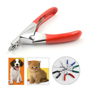 Stainless-steel-pet-dog-cat-nail-toe-claw-clippers-scissors-shear-trimmer-TS