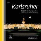 Karlsruher Sagen und Legenden von Christine Giersberg (2010)