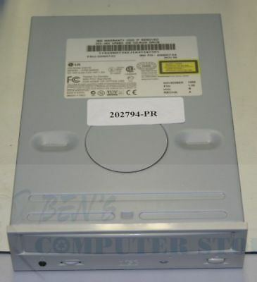 Drives, Storage & Blank Media Lg Crd-8480c Internal Ide Cd-rom Drive 09n0735 09n734
