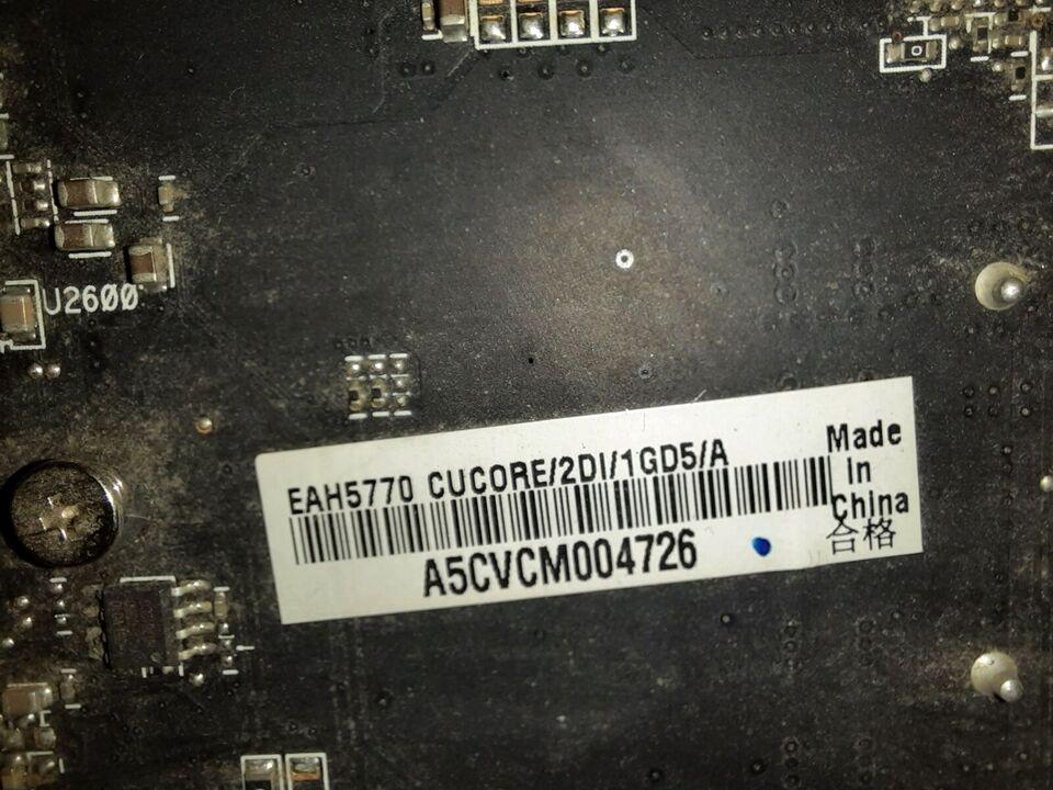 Andet mærke, 3.2 Ghz, 8 GB ram
