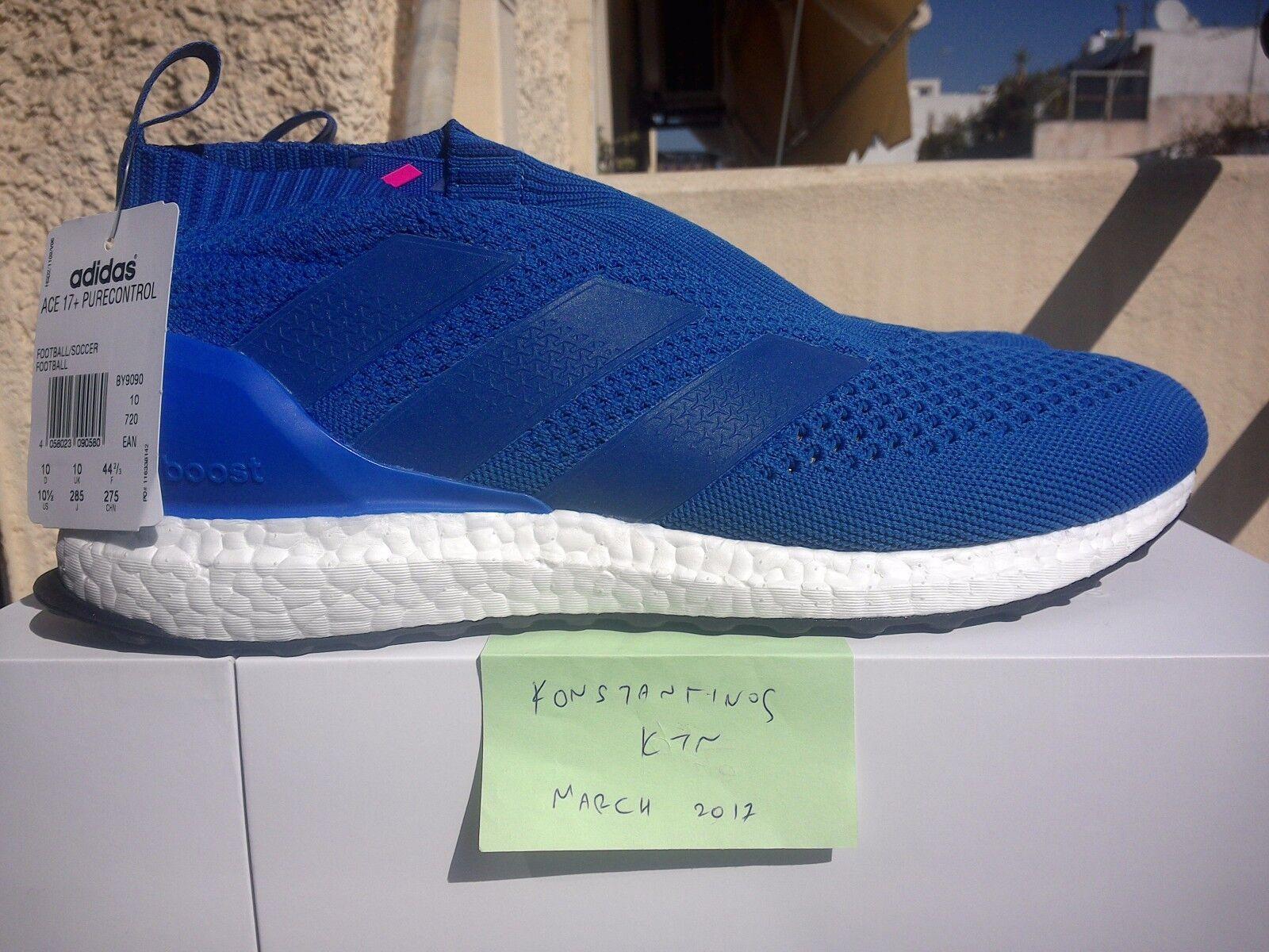 Adidas Ace By9090 17 Purecontrol Ultra Blau By9090 Ace Ltd Uns