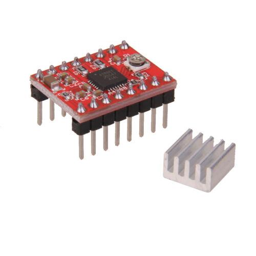 A4988 Stepstick Schrittmotor-Treiber Mit Kühlkörper Für 3D-Drucker