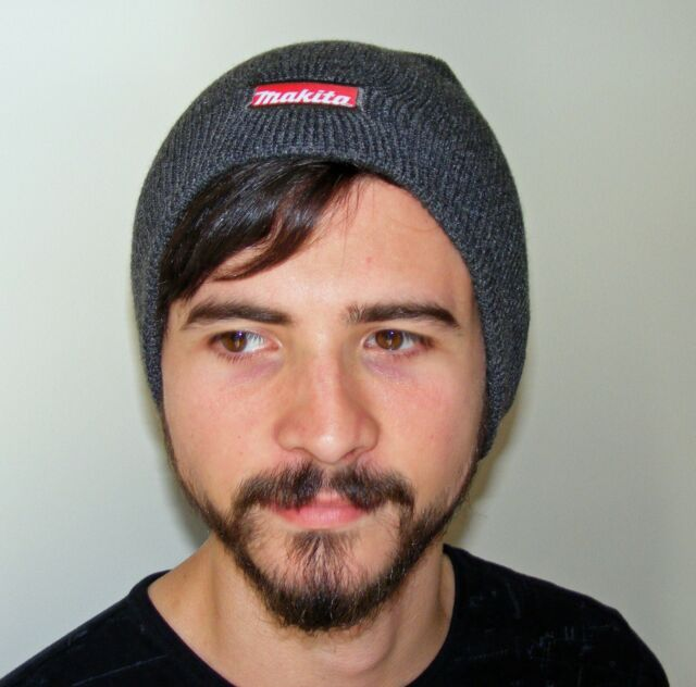 Genuine Makita 98P164 Knitted Sports Grey Beanie Hat Work wear for Men or  Women ce5e06d8f1