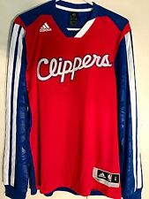 Adidas OnCourt Shooter NBA Jersey Los Angeles Clippers Team Red sz S