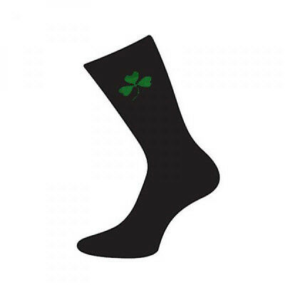 SHAMROCK DESIGN MENS SOCKS  ST. PATRICK'S DAY IRISH EIRE IRELAND (X6S008)