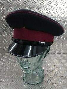 Genuine-British-Army-Issue-The-RAVC-Regimental-Uniform-Dress-Hat-No-Badge