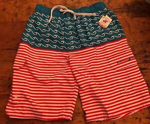 93c46b9f80 Beverly Hills Polo Club Small mens Hybrid Swim Short Board Trunks ...