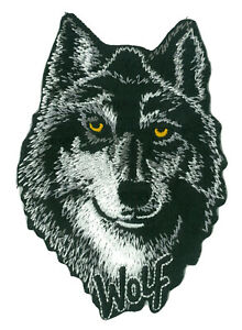 Ecusson-patche-Loup-Wolf-thermo-adhesif-transfert-patch-DIY